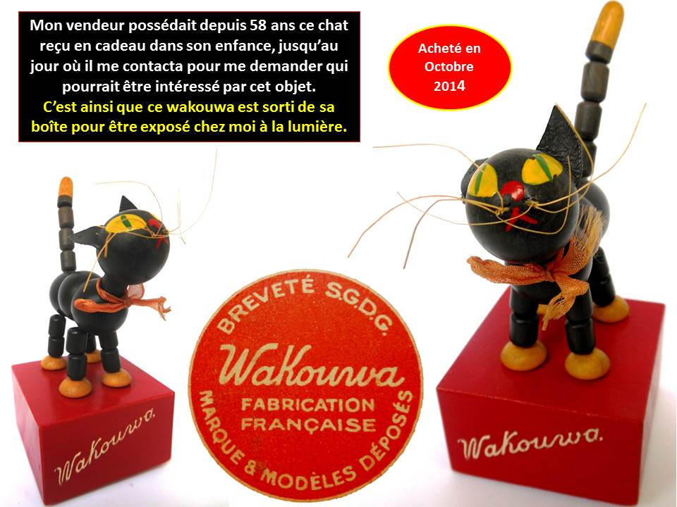 chat noir Wakouwa