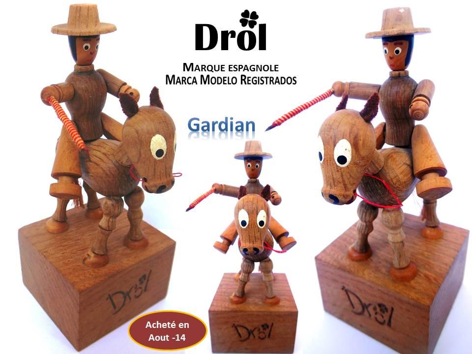 Gardian Marque DROL Espagne