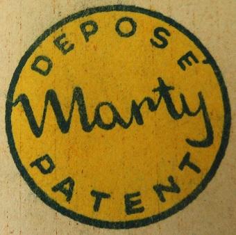 marque Marty